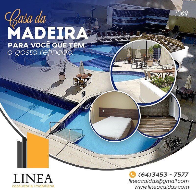Imagem representativa: Casa da Madeira para 5 pessoas