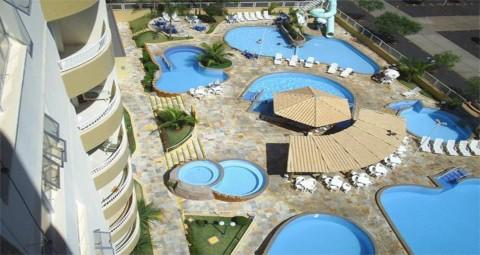 Imagem representativa: Aluguel para temporada no Condomínio Residencial Thermas Place em Caldas Novas