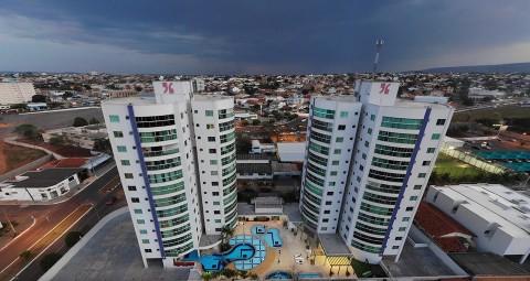 Imagem representativa: Aluguel para temporada no Fiore Prime Flat Style em Caldas Novas
