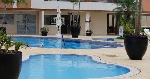 Imagem representativa: Aluguel para temporada no Promenade Thermas Residence em Caldas Novas