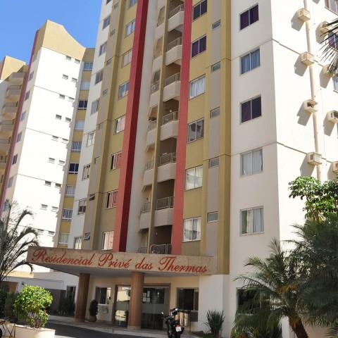 Imagem representativa: Venha ter seu apartamento no Prive das Thermas I em Caldas Novas