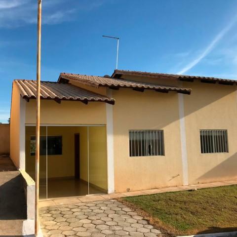 Imagem representativa: Venha morar em Caldas Novas próximo ao Lagoa Termas Parque - Casa a venda no Condomínio Walta Marques